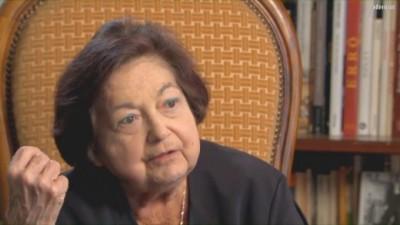 Décès de Françoise Héritier à l'âge de 84 ans