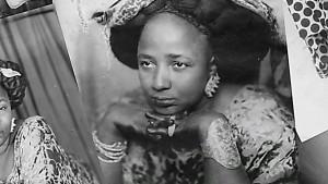 African photo, Mama Casset